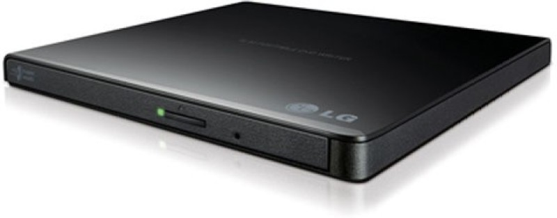 LG GP65NB60 External DVD Writer(Black)