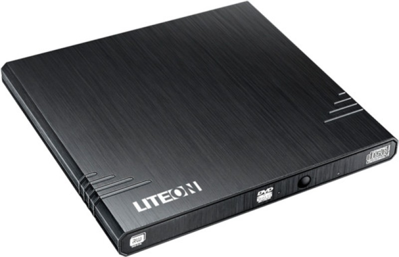 LiteOn eBAU108 External DVD Writer(Black)