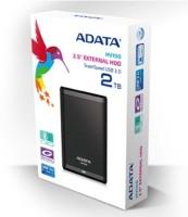 View Adata 2 TB Wired External Hard Disk Drive Price Online(ADATA)