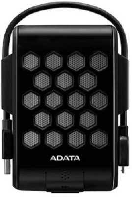 ADATA 1 TB Wired External Hard Disk Drive(Black) at flipkart