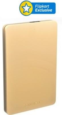 Toshiba Canvio Alumy 2 TB Wired