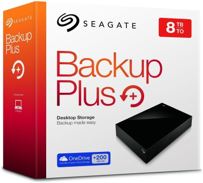 Seagate Backup Plus (STDT8000300) 8 TB external hard disk