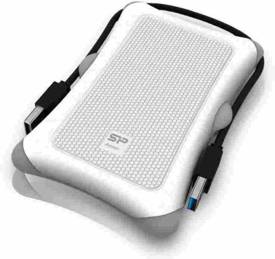 Silicon Power 1 TB Wired External Hard Disk Drive