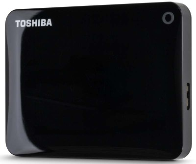 Toshiba 1 TB Wired External Hard Disk Drive