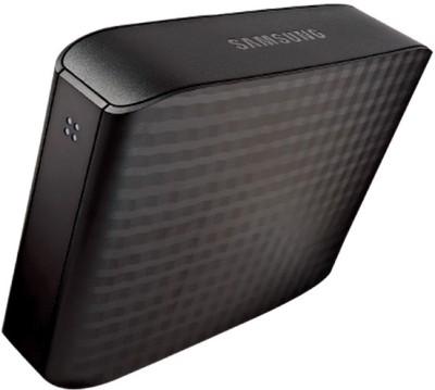 SAMSUNG D3 Station 2 TB External Hard Disk Drive(Black)