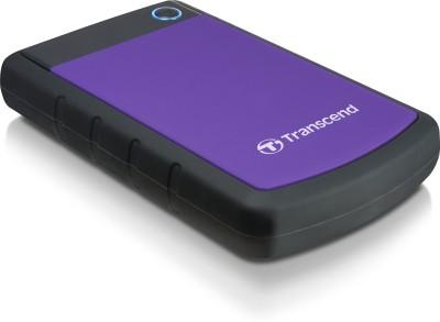 Transcend H3P 2 TB Portable Hard Disk Drive