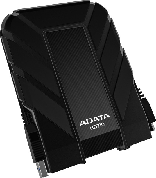 View Adata DashDrive HD710 2.5 inch 1 TB External Hard Disk(Black) Price Online(Adata)