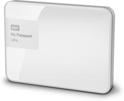 WD My Passport Ultra 2 TB Wired External Hard Disk Drive