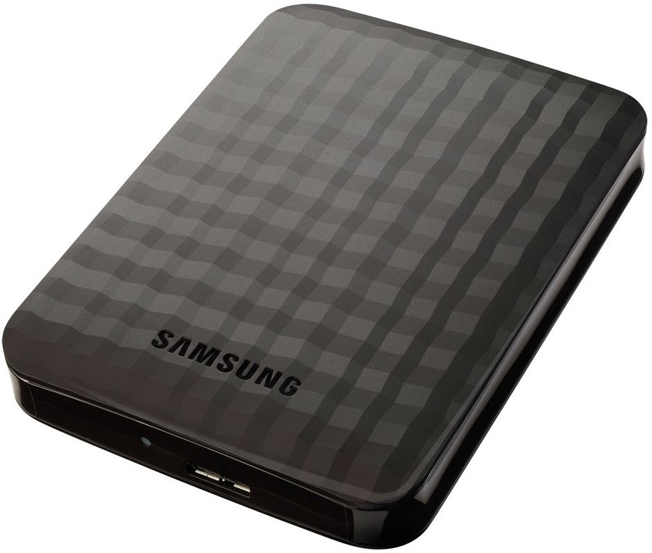 View Samsung M3 Portable 500 GB External Hard Drive(Black) Price Online(SAMSUNG)