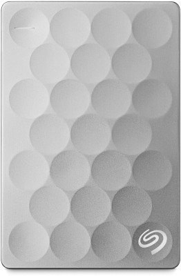 Seagate 2 TB Wired External Hard Disk Drive(Platinum, Mobile Backup Enabled) at flipkart