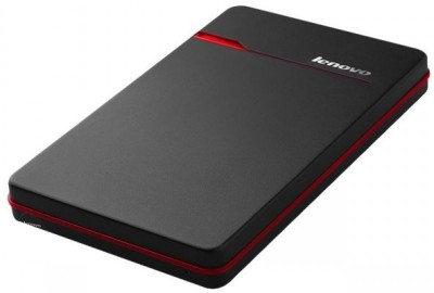 Lenovo F310S 1 TB Wired external_hard_drive (Black)