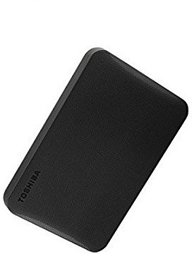View Toshiba 1 TB Wired External Hard Disk Drive(Black) Price Online(Toshiba)