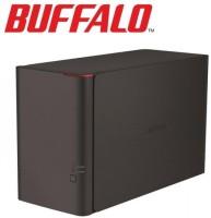 Buffalo 2 TB Wireless External Hard Disk Drive(Black, External Power Required)