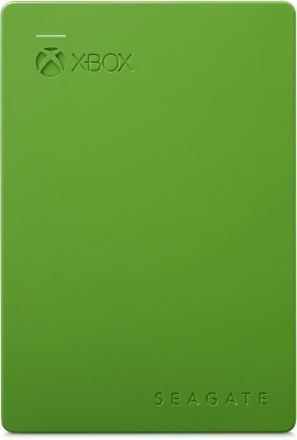 Seagate Game Drive for Xbox 2 TB External Hard Disk Drive(Green) at flipkart