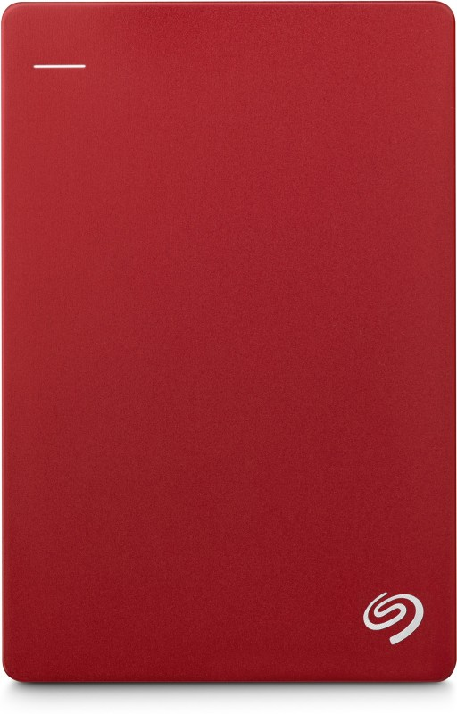 Seagate Backup Plus Slim 1 TB Wired External Hard Disk...