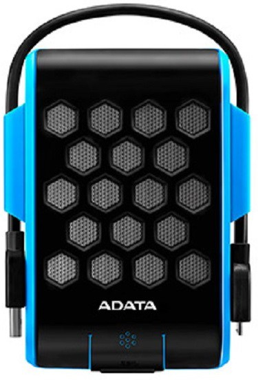 View ADATA 1 TB Wired External Hard Disk Drive(Blue) Price Online(Adata)