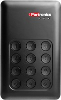 View Portronics 500 GB Wired External Hard Disk Drive Price Online(Portronics)