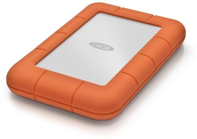 Lacie 1 TB Wired External Hard Disk Drive