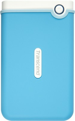 Transcend TS2TSJ25M3B 2 TB Wired External Hard Disk Drive