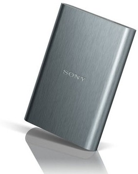 Sony 2 TB External Hard Disk(Silver)