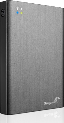 Seagate 2 TB Wireless External Hard Disk Drive