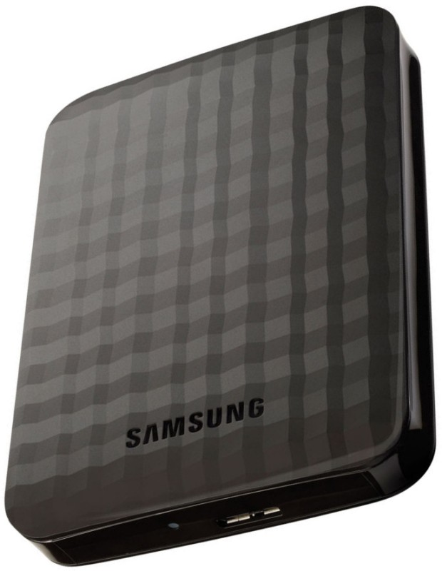 Samsung M3 Portable 2 TB External Hard Drive(Black)