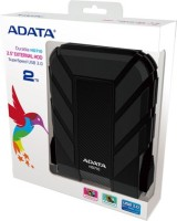 ADATA 2 TB Wired External Hard Disk Drive