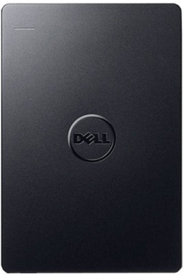 Dell Portable Backup Hard Drive 1 TB External Hard Disk Drive