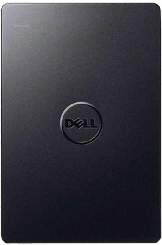 Dell Portable Backup Hard Drive 1 TB External Hard Disk Drive Portable Backup Hard Drive