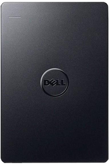Dell Portable Backup Hard Drive 1 TB External Hard Disk Drive(Black)