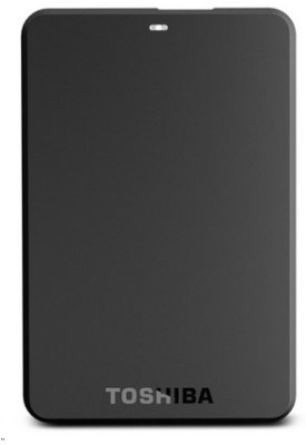 Toshiba Canvio HDTB205XK3AA 500 GB External Power Source Hard Disk Drive
