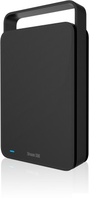 Silicon Power 4 TB Wired External Hard Disk Drive