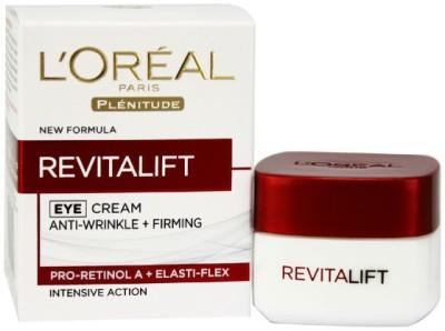 L,Oreal Paris revitalift programme eye cream