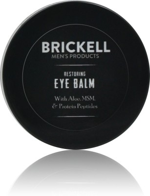 Brickell Men's Restoring Eye Balm