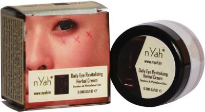 Nyah Daily Eye Revitalizing Herbal Cream