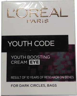 L Oreal Paris Youth Code Youth Boostiong Cream Eye..