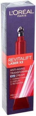 L,Oreal Paris Revitalift Laser*3 Anti-Aging Transforming Eye Cream