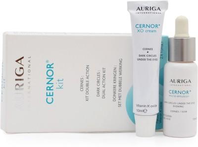 Auriga International Cernor Dark Circle Dual Action Kit, 2 x 10 ml(20 ml)
