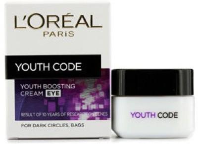 L,Oreal Paris Youth code rejuvenating anti-wrinkle eye care(15 ml)