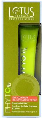 Lotus Phytorx Eye Contour Rejuvenating Creme