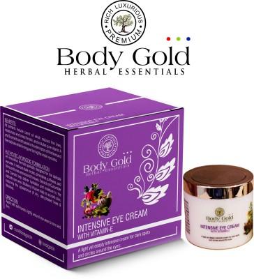 Body Gold Luxurious Herbal Intensive Eye Cream