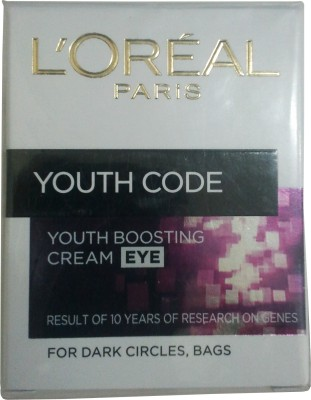 L ,Oreal Paris Youth Code Youth Boosting Cream Eye