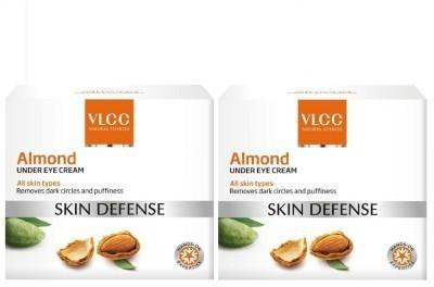VLCC Natural Sciences Skin Defense Almond Under Eye Cream - Pack of 2