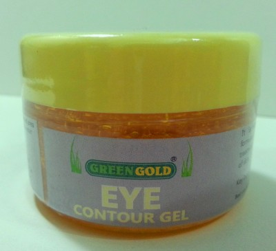 Green Gold Eye Contour Gel