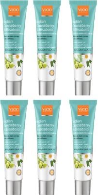 VLCC Indian Gooseberry & Bisabolol Eye Care Gel Pack of 6(15 ml)