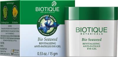 Biotique BIO Sea Weed Revitalizing anti fatigue Eye Gel -15 GM(15 g)