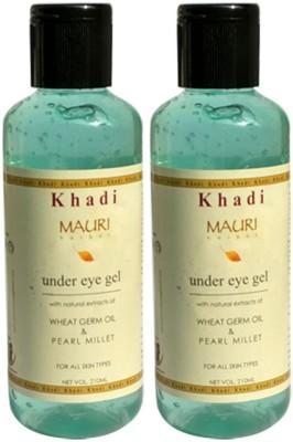 Khadimauri Under Eye Gel - Pack of 2 - Herbal Skin Toner
