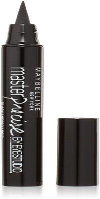 Maybelline aster Precise Liquid Eyeliner, No.110 Black 159 g