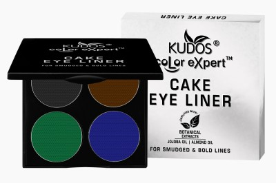 Kudos Color Expert Cake Eye Liner 16 g