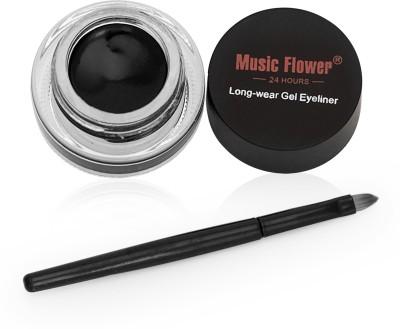 MUSIC FLOWER LONG LASTING GEL LINER 2.5 g